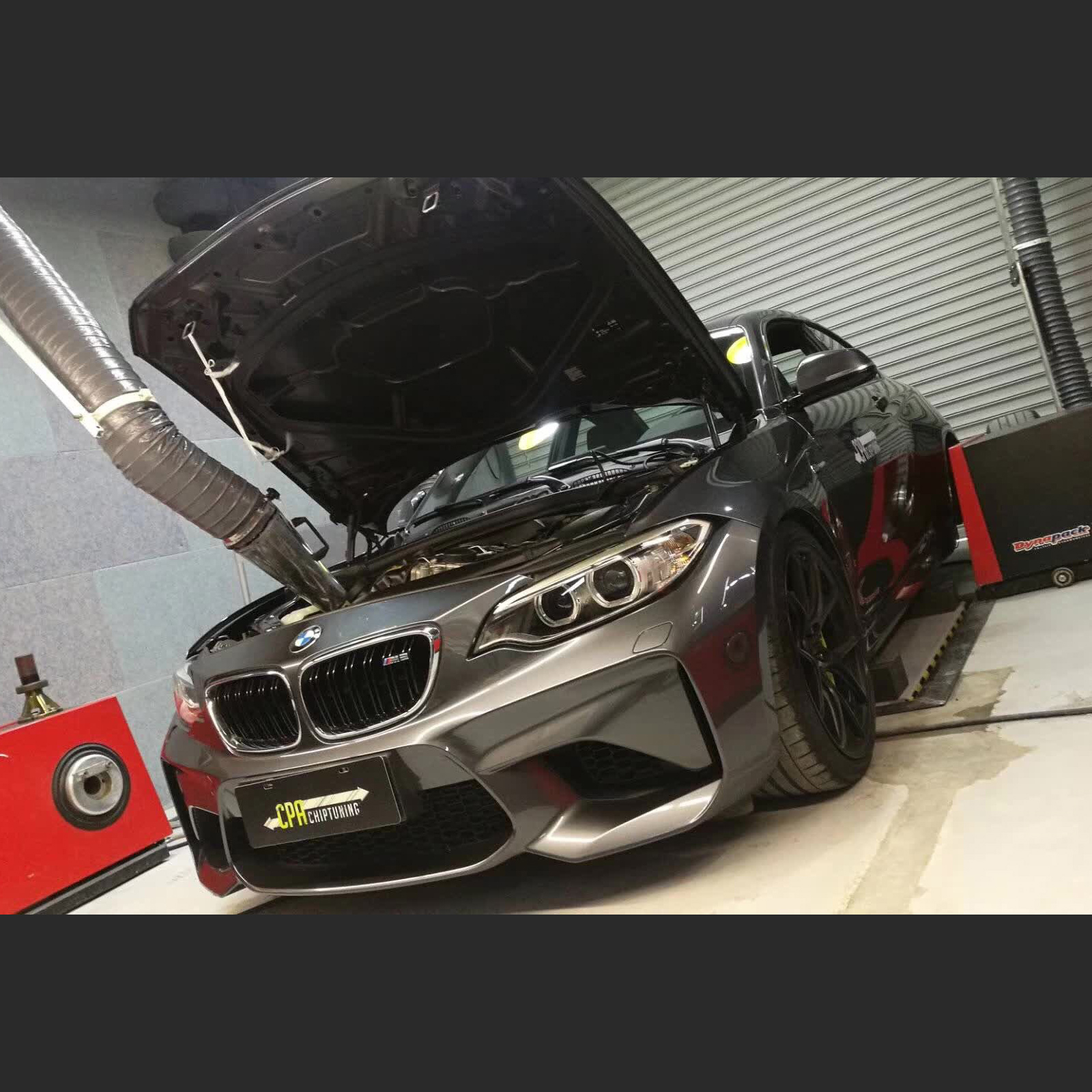 Fullt potensiale for BMW M2