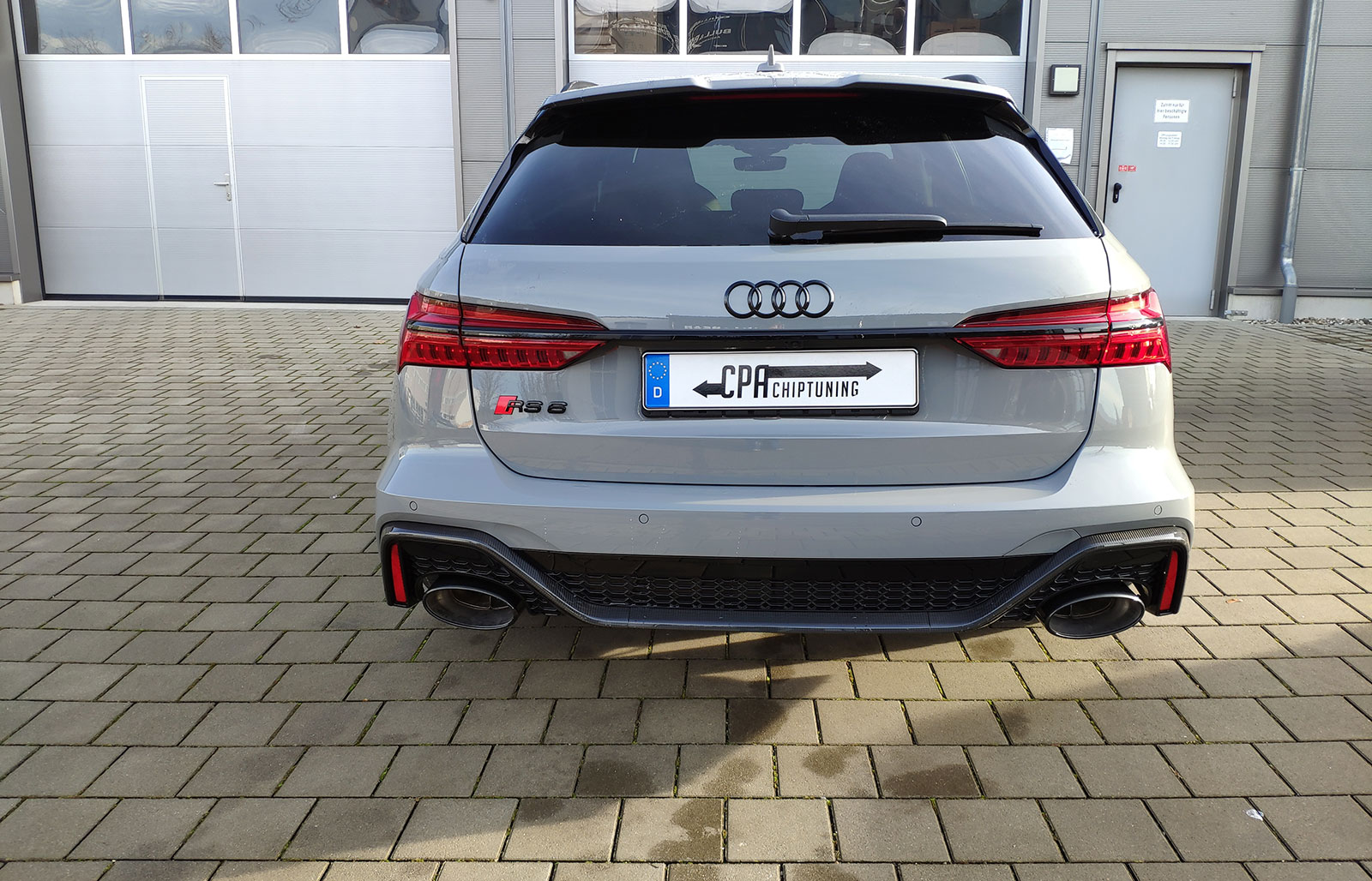 Audi A6 (C8) RS6 (4.0) chiptuning