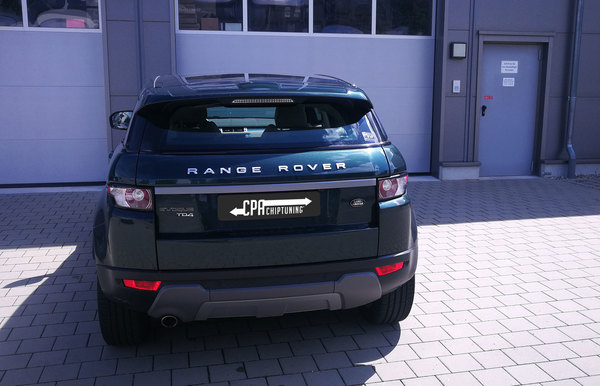 Land Rover Chiptuning Les mer